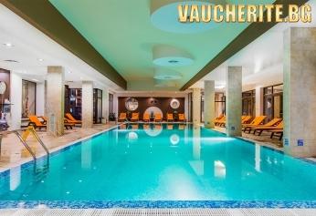 """Ваканция в Разлог! 2 или 3 нощувки на база All Inclusive + ползване на вътрешен отопляем басейн, сауна и парна баня от """"Мурите Клуб Хотел"""""""