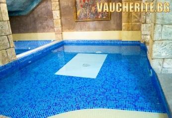 Ваканция във Велинград! 2 или 3 нощувки със закуски и вечери + ползване на закрит басейн с МИНЕРАЛНА ВОДА, джакузи и парна баня  от хотел България