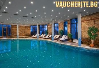 """Ваканция във Велинград! 2 или 3 нощувки със закуски и вечери + ползване на басейн с минерална вода, сауна и парна баня от """"СПА Клуб Бор"""""""