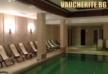 14-ти февруари в Банско! 2 или 3 нощувки на база All Inclusive Light + вътрешен басейн, ползване на сауна и парна баня от хотел Мария-Антоанета Резиденс