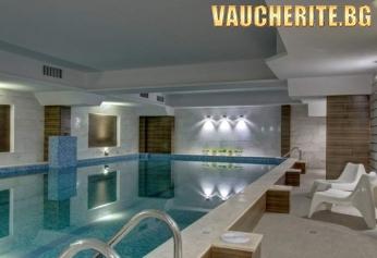 Нощувка със закуска и вечеря + ползване на басейн с минерална вода и СПА център от хотел Монте Кристо, Благоевград