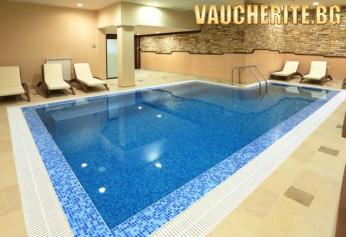 All Inclusive + ползване на закрит басейн с хидро дюзи, сауна, парна баня от хотел Роял Парк, Банско