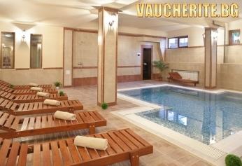 """Нощувка със закуска + ползване на басейн с минерална вода, сауна и парна баня от хотел """"Съни Гардън"""", Вършец"""
