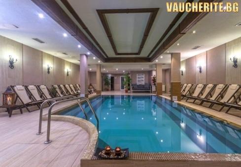 Нощувка на база All Inclusive Light + вътрешен басейн, ползване на сауна и парна баня от хотел Мария-Антоанета Резиденс
