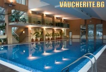 """Пролетна ваканция във Велинград! 2, 3 или 4 нощувки със закуски + ползване на вътрешен и външен минерален басейн и СПА с МИНЕРАЛНА ВОДА от хотел """"Велина"""""""
