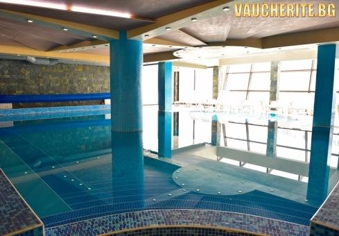 """През Април в Банско! Нощувка на база All Inclusive + ползване на вътрешен басейн и СПА пакет от хотел """"Белведере"""""""