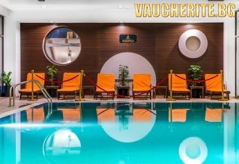 """Ваканция в Разлог! 2, 3 или 4 нощувки + ползване на вътрешен отопляем басейн, сауна и парна баня от """"Мурите Клуб Хотел"""""""