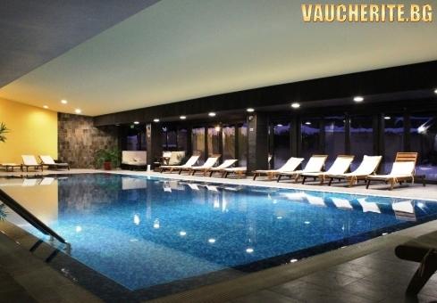 All Inclusive Light + ползване на басейн, парна баня и сауна от хотел Каза Карина, Банско