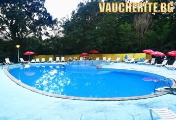 All Inclusive + ползване на открит басейн с детска секция и интернет от хотел Преслав, Златни пясъци