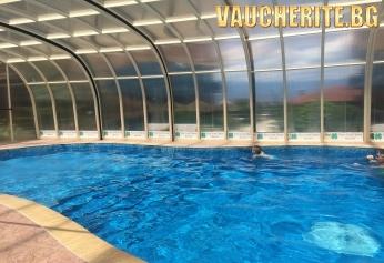 """Нощувка на база All Inclusive Light + ползване на басейн, сауна и парна баня от хотел """"Четирилистна Детелина"""" , Банско"""