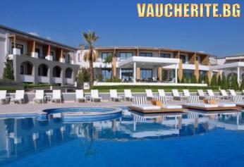 Великден в Гърция. 2 или 3 нощувки със закуски и вечери, собствен транспорт от Cavo Olympo Luxury Resort & Spa 5* на Олимпийската ривиера