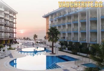 Великден в Турция! 4 нощувки със закуски + самолетни билети и трансфер от хотел RAMADA HOTEL&SUITES 5*, Кушадасъ