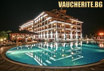 На море в Обзор! All Inclusive + ползване на открит басейн, чадър и шезлонг на плажа и на басейна и паркинг от хотел Казабланка