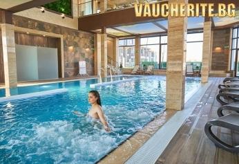Нощувка със закуска + ползване на вътрешен и външен басейн, СПА център и разходка в конната база от хотел Тракиец, с. Житница до Хисаря