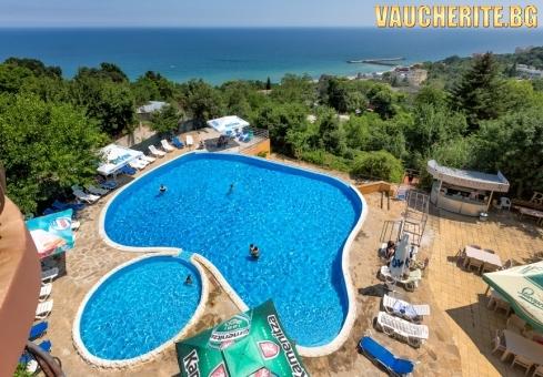All inclusive + СПА и басейн, частен плаж с чадър и шезлонг, НАПИТКИ НА ПЛАЖА и БОНУС настаняване на дете до 11,99г БЕЗПЛАТНО от хотел Бона Вита, к.к. Чайка до Златни пясъци