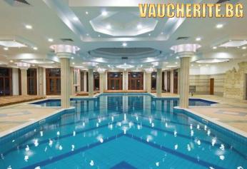 Нощувка със закуска + ползване на басейни, шезлонги и чадъри на басейна, SPA център и паркинг от Емералд Ризорт & SPA, Равда