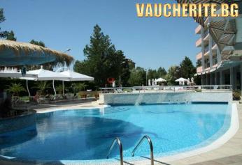 Нощувка на база All Inclusive Light + ползване на басейн от хотел Фламинго, Слънчев бряг