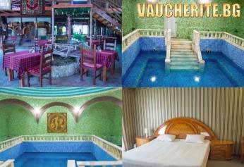 2, 3 или 5 нощувки със закуски и вечери + ползване на басейн с МИНЕРАЛНА ВОДА, джакузи и парна баня от Комплекс Рим, Велинград