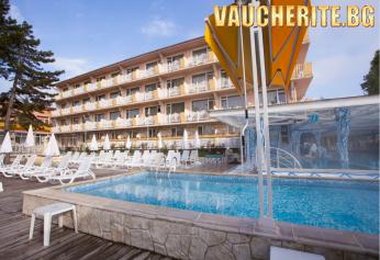 3 или 4 нощувки със закуски и вечери + ползване на закрит и открит целогодишен басейн с МИНЕРАЛНА ВОДА и изцяло подновен СПА център от хотел Аура, Велинград