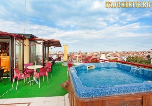 Закуска + басейн и СПА център от хотел Сейнт Джордж, Поморие