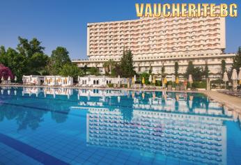 5 нощувки със закуски и вечери + ползване на открит басейн, анимация, паркинг и детска площадка от Bomo Athos Palace Hotel 4*, Халкидики - Касандра