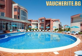 ТОП ОФЕРТА –30% до 31.08.2019г. All inclusive + чадър на плажа, ползване на басейн, чадър и шезлонг на край него от хотел Арапя дел Сол, Царево