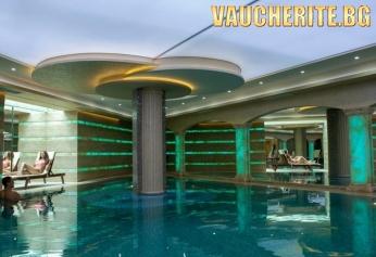 ПАКЕТ ''РОМАНТИКА'' от хотел Мантар, с. Марикостиново! 2 нощувки със закуски и романтична вечеря + две процедури по избор + ползване на басейн и СПА център с МИНЕРАЛНА ВОДА