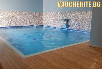 Нощувка със закуска + ползване на закрит басейн, джакузи и парна баня от хотел Тайм Аут, Сандански