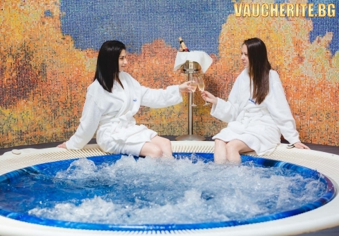 Нощувка със закуска + ползване на сауна, парна баня и горещо минерално джакузи от Семеен Хотел Шипково