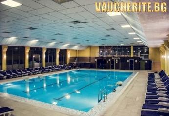 Нощувка със закуска + ползване на басейн с МИНЕРАЛНА ВОДА, парна баня и сауна от хотел Здравец, Велинград