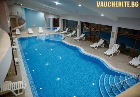 8-ми декември в Банско! 1, 2 или 3 нощувки със закуски и вечери + ползване на вътрешен отопляем басейн, сауна, парна баня, турска баня и фитнес от хотел Панорама Ризорт