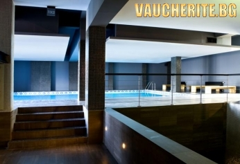 """Нощувка на база All Inclusive Light + ползване на басейн, сауна и парна баня от хотел """"Ривърсайд"""", Банско"""