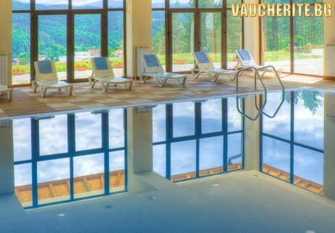 Нова Година в Трявна! 2 нощувки със закуски и вечери (едната празнична) + ползване на закрит отопляем плувен басейн от хотел Калина палас