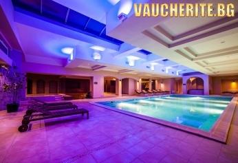 Нова Година във Велинград! 3 или 4 нощувки със закуски и вечери (едната Празнична с напитки и програма) + ползване на басейни с МИНЕРАЛНА ВОДА, сауна, парна баня и джакузи от хотел Роял Спа
