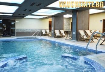 Нощувка със закуска + ползване на вътрешен басейн и СПА център от Парк Хотел Гардения, Банско