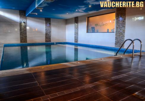 """Нощувка със закуска и вечеря + ползване на басейн с минерална вода и зона за релакс от Семеен хотел """"Алегра"""", Велинград"""