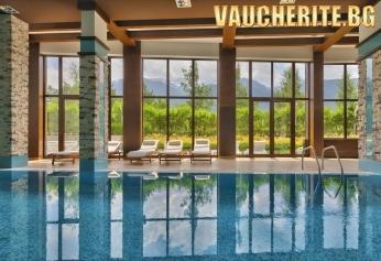 2, 3 или 5 нощувки със закуски + ползване на басейн, джакузи, сауна, парна баня, фитнес и транспорт до ски лифта от хотел Терра Комплекс, Банско