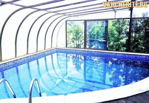 Нощувка + минерален басейн, паркинг и интернет от хотел Елора, с. Чифлик