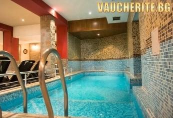 """Делнична почивка във Велинград! Нощувка със закуска + ползване на басейн с МИНЕРАЛНА ВОДА, сауна, парна баня и джакузи от хотел """"Клептуза"""""""