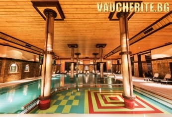"""Нощувка със закуска + ползване на СПА център и минерални басейни от хотел """"Макси Парк Хотел и СПА"""", Велинград"""