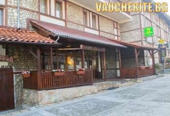Почивка в Банско! Нощувка със закуска и вечеря + ползване на сауна и интернет от хотел Родина