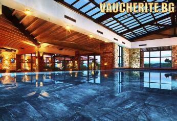 Луксозна почивка до Сандански! Нощувка със закуска + ползване на вътрешни басейни, парна баня, сауна и релакс зона от Zornitza Family Estate Hotel & Chateaux