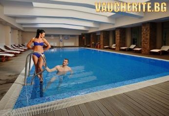 """3-ти Март в Хисаря! 2 нощувки със закуски + ползване на вътрешен минерален басейн, сауна, парна баня, външно джакузи, солна стая и релакс зона от хотел """"Сана СПА"""""""