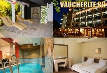 Закуска + минерален басейн, сауна, парна баня и джакузи от хотел Клептуза, Велинград