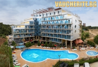All Inclusive + басейн и паркинг от хотел Каменец, Китен