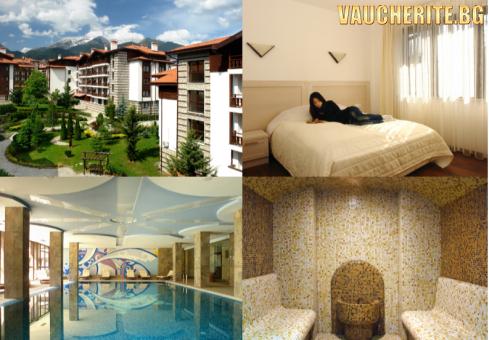 All Inclusive Light + отопляем закрит басейн и СПА център от хотел Уинслоу Инфинити, Банско