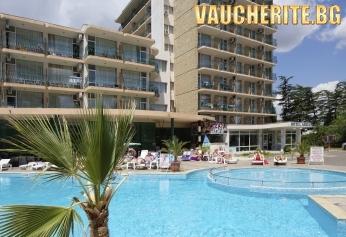 Закуска + басейн от хотел Арда, Слънчев бряг