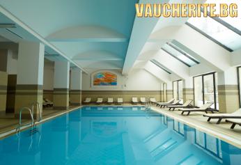 Закуска и вечеря + вътрешен басейн, фитнес и термо зона от хотел Феста Уинтър Палас 5*, Боровец