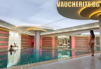 Закуска + минерален басейн и СПА център от хотел Мантар, с. Марикостиново