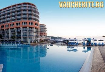 Ultra All Inclusive Plus + минерални басейни и чадър и шезлонг на плажа от Балнеохотел и СПА Азалия Медикъл, Св. Константин и Елена